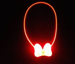 Collar de Mimi con Luz Led