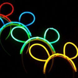 Diadema con Luz Neon