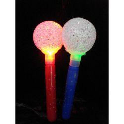 Microfonos con Luz