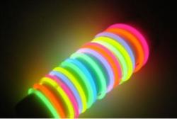 Pulseras con Luz