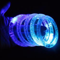 Pulseras con Luz Led