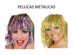 Pelucas Metalicas
