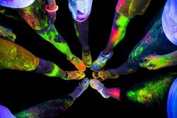 Polvos Neon