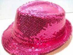 Sombrero con Lentejuela