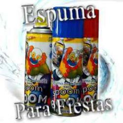 Espuma en Spray