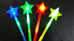 Varita Estrella con Luz