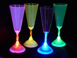 Copas con Luz Led