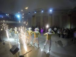 Show de Arlequines