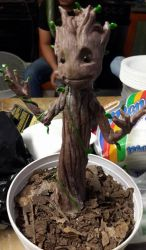 Baby Groot - Guardianes de la Galaxia
