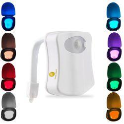 Sensor para baño con Luces LED