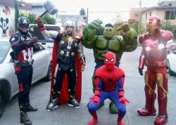 Avengers Opcion 1