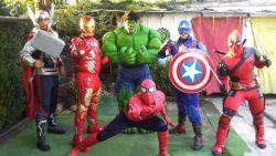 Show de Avengers