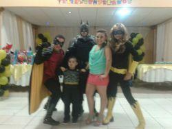 Show de Batman, Robin y Batichica (Batgirl)
