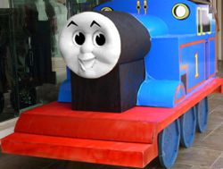 Show de El Tren Thomas