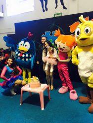 Show de La Gallina Pintadita