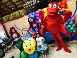Show de La Sirenita