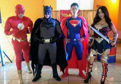 Show de Liga de la Justicia