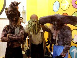 Show de Piratas del Caribe