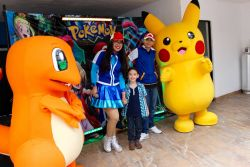 Show de Pokemon