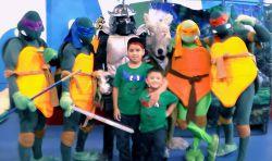 Show de las Tortugas Ninja