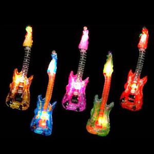 Guitarras Inflables con Luz