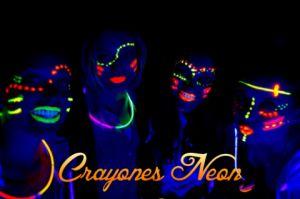 Crayones Neon