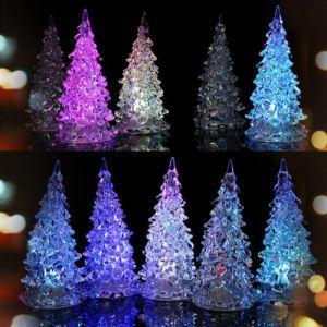 Pino de Navidad con Luz LED (adorno)