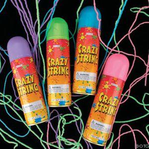 Serpentina en Spray
