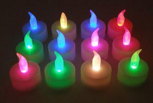 Vela Sumergible con Luz LED