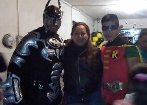 Show de Batman y Robin