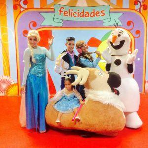 Show de Frozen