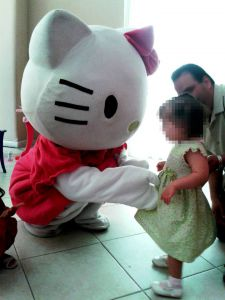 Show de Hello Kitty