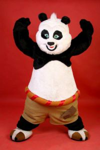 Show de Kung Fu Panda