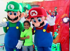 Show de Mario Bros - Opcion 2
