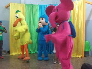Show de Pocoyo