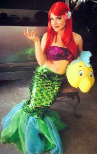 Show de Princesas de Disney