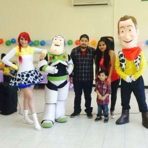 Show de Toy Story - Opcion 1