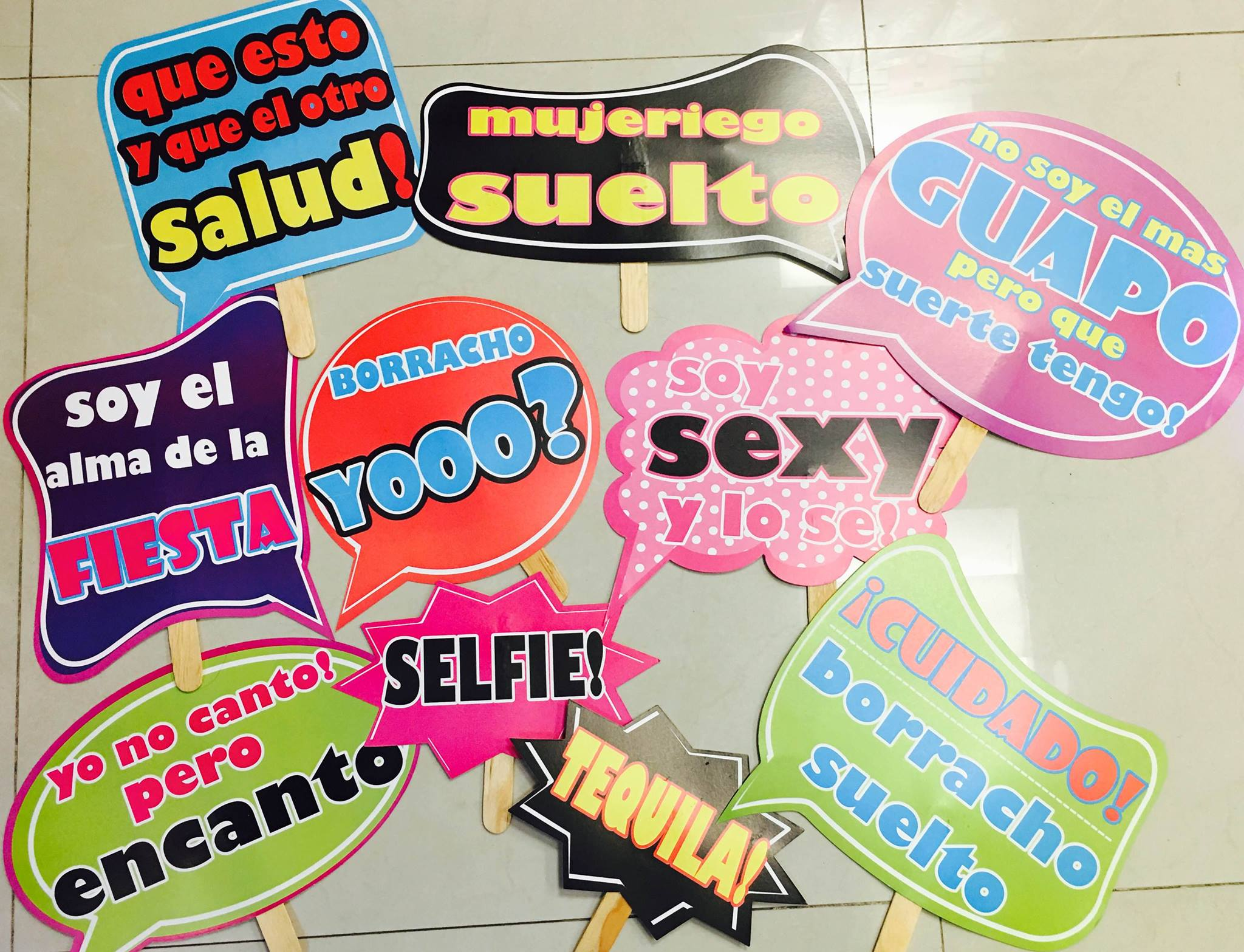 b41a52e7b287 Letreros para Fiestas