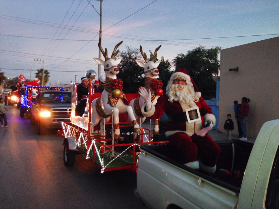 Trineo Santa Claus